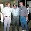 DK-78 Cleveland, OH reunion, 2001: Bob Klein (IL), Carlos Lucente (CA), and Don Kaiser (TX).