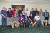 "PR-23: Standing L-R: Bill ""Wendy"" Wendover, 1st Platoon Leader (CA); Tom Graves, 2nd Plt (OR); Brian Keelan, 4th Plt (NY); Don Kaiser, 3rd Plt (TX); Terry Buelow, 2nd Plt (IA); Jim Turner, 4th Plt (TX); Gene Molnar, HQ Plt (NJ); Harry Thompson, HQ Plt (TX); Jim Brewer, 4th Plt (MO); John ""Chunky"" Carlson, 1st Plt (NJ); Larry Swank, Redleg FO 1/14 Arty (MD); and Paul Senick, 1st Plt (PA). Seated: Vic Girling, Redleg NCO FO 1/14th Arty (MN); Jerome ""Buddy"" Meyer, 4th Plt (CA); Larry Watson, 2nd Plt (OH); Red Nash; Joe Gamache, HQ (RI); and Alan Allen, 1st Plt (TX)."