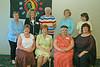 PR-50: Judy Turner, Gina Watson, Penny Molnar, Barbara Carlson, Ruth Wendover, Terri Buelow, Sue Jane Brewer, Jill Senick, and Rita Meyer.