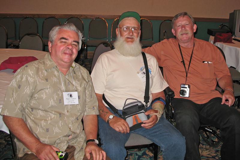 BR16: Francis Conlon, Joseph Bruggeman, and Alan Allen
