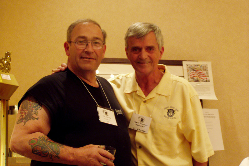 BR38: Vic Girling and Frank Brennan