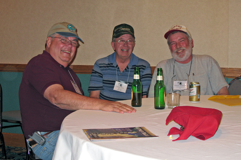 BR13: Tom Bush, Tommy Foley, and Bill Wendover
