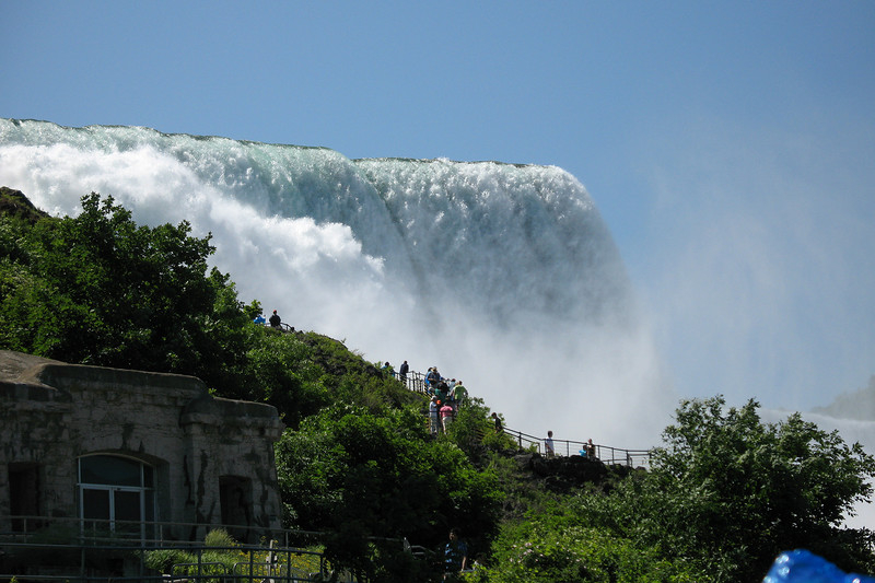 BR51: Great shot from the Maid of the Mist boat ride