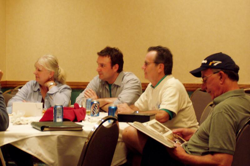 BR37: Karen Sheridan , son Derek , Richard Sheridan and Gary LaRussa