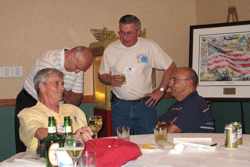 BR12: Frank Brennan, Mike Miller, Bob Leinen and Miguel Rodriguez