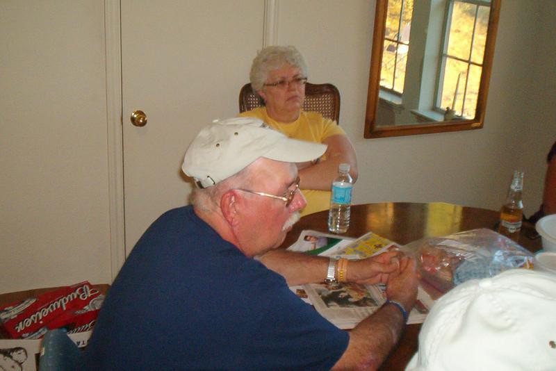 08MR-32: Paul and Jill Senick.