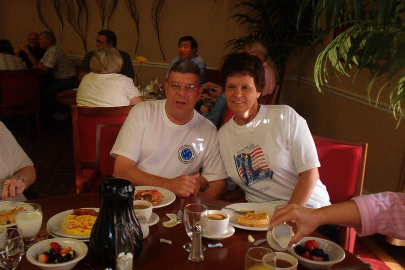 JR50: Bob and Debbie Moles.