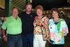 BCR-005 Ron Bozeman, 1st Platoon, Texas, Doug Golden, Ron's wife Dorothy, and his niece, Beth Golden.