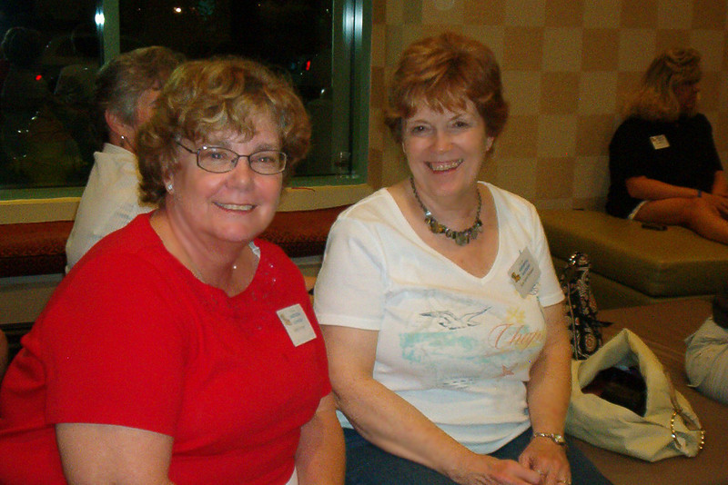 BCR-025 Judy Turner and Sue Jane Brewer.