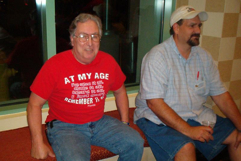 BCR-022 Joe Gamache, RI, and Donnie Kaiser.