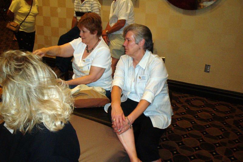 BCR-014 Sue Jane Brewer and Loretta Armand.