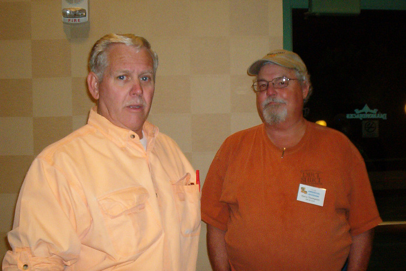BCR-031 Steven Madison, CA, and Harry Thompson, TX.