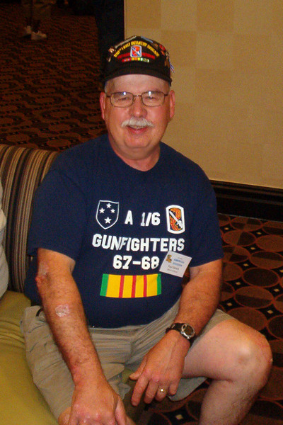 BCR-023 Paul Senick, PA, 1st Platoon.