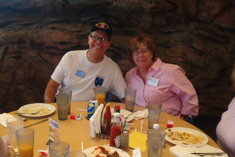 BCR-036 Jim and Judy Turner, TX.