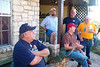 TX-09-MINI-12: Don and Donnie Kaiser, John Carlson, Tommy Foley, and Jeff Allen (sitting).