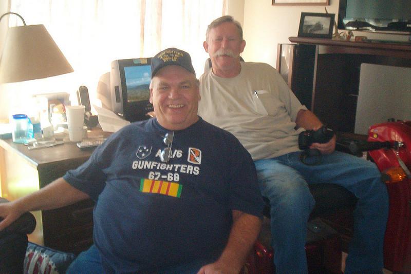 TX-09-MINI-06: Don Kaiser and Alan Allen.