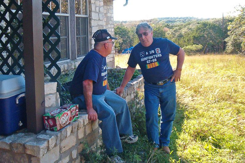 TX-09-MINI-13: Paul Senick and Joe Gamache.