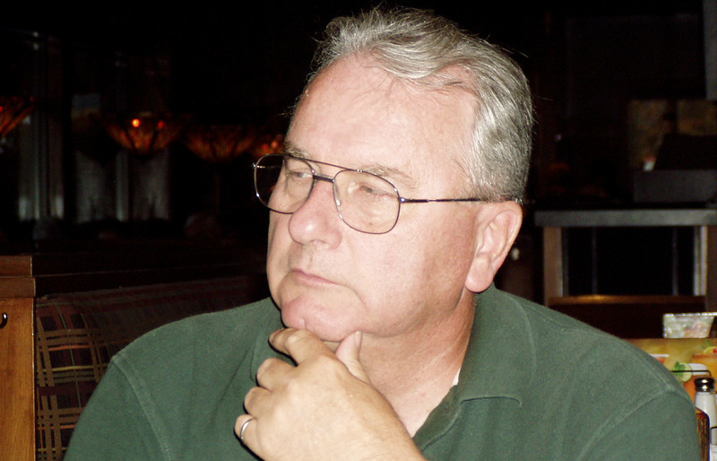 CR011: Frank Kelly, brother-in-law to Brian Durr.