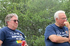 TX-11-MINI-12: Joe Gamache and John Carlson on the deck behind Allen's house during the mini-reunion June 2011.