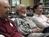 Steve Scoles, Ron Iverson, Alan Bien