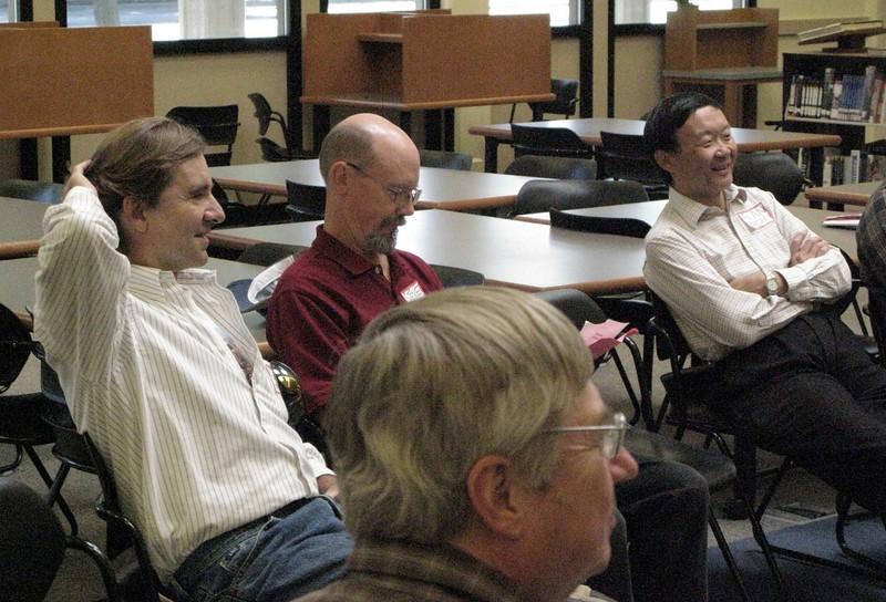Greg Moses, Steve Scoles, Dave Larsen, Alan Bien
