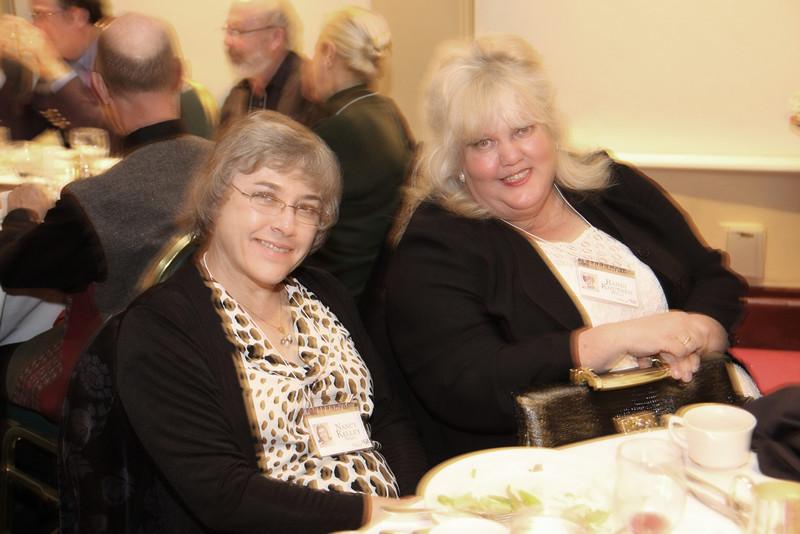 Nancy Kelley Sheng and Randi Knutsen Wells