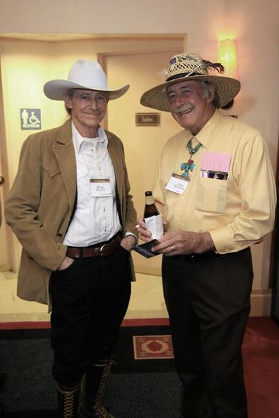 Mark Wilson and John Mitchell