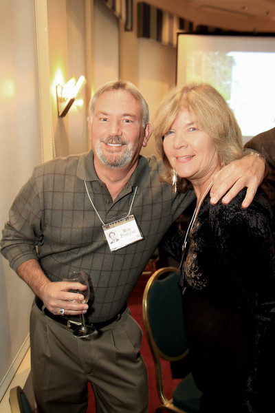 Ron Poblenz and Melody Grandell