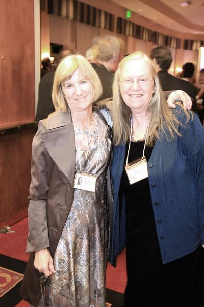 Marcia Black and Stefanie Smith