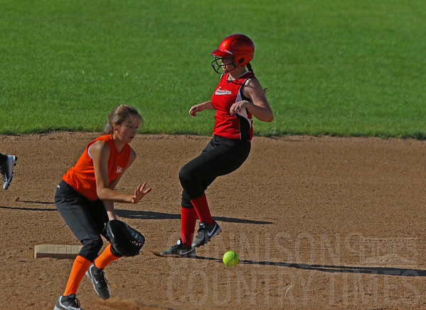 Gunnison U14 Softball vs Delta