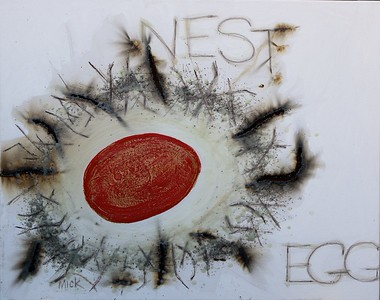 Red Nest Egg