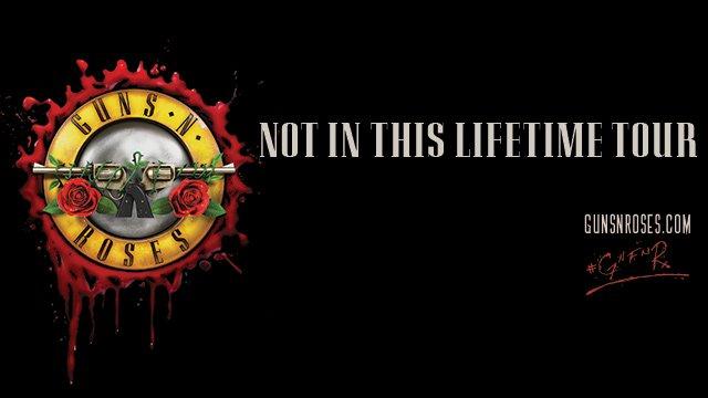 Guns N' Roses - 2019