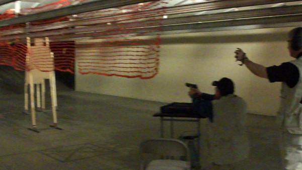 2011-02-02 IDPA at Scottsdale Gun Club
