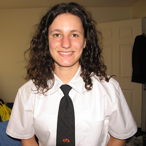 I took this self portrait shortly after getting hired at Geek Squad in the summer of 2006.