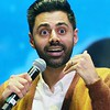 Hasan Minhaj an American comedian, writer, producer, political commentator, actor, and television host entertain during the  Oneness-550 Birth Anniversery of Gurunanak   NJPAC in New jersey on 23rd Nov 2019...photo Mohammed Jaffer-SnapsIndia