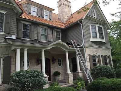 Gutters, Roofing, Downspouts, Rain Chains - Winnetka IL