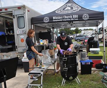 Whiskey Church BBQ