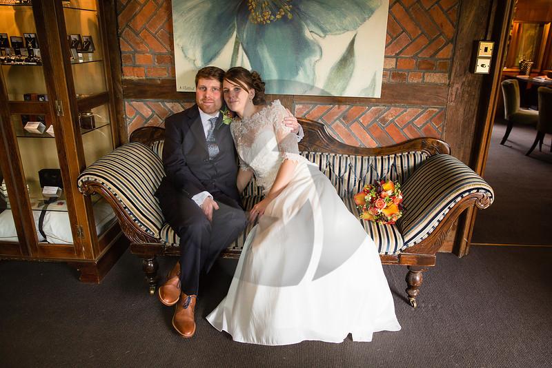 Guy & Katherine - Langshott Manor