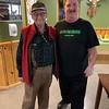 Norman Ulibarri of Westford and Joe Ulibarri of Tyngsboro