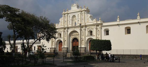 Katedra na głównym placu