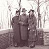 Vivian & Chester Swinyard with Mom in new York.