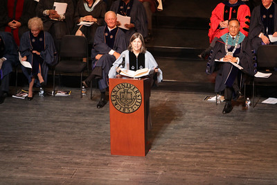 Speaker Anna Quindlen - Gwen Howard Kean U graduation Masters Education May 11 2010 NJ Performing Arts Center