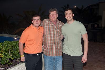 Michael Morrison, Stewart Bruner, Eric Bruner