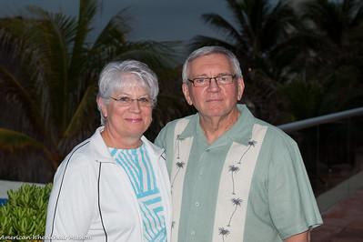 Sandy & Noel Morris