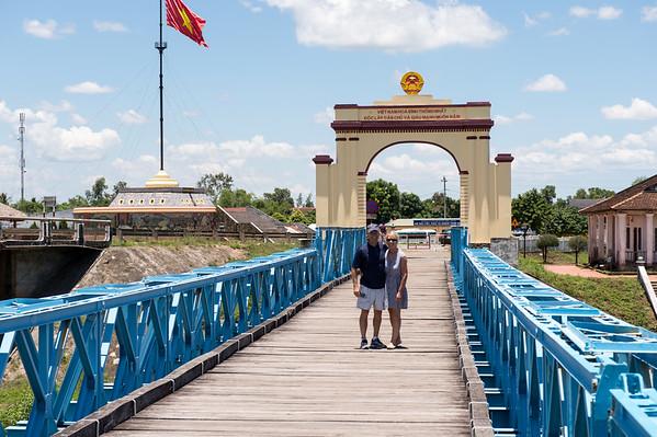 2015 (August) Vietnam Wheelchair Distribution