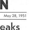 May 28, 1951, p. 1