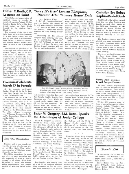 March 1952, p. 3
