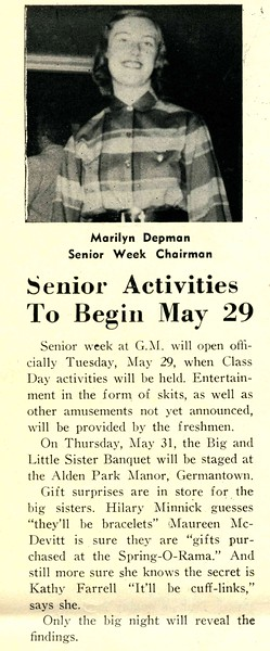 Senior Activities To Begin May 29