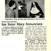 Worried About Something: See Sister Mary Annunciata