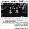 Second Carol Night Highlights Christmas Activities December 16